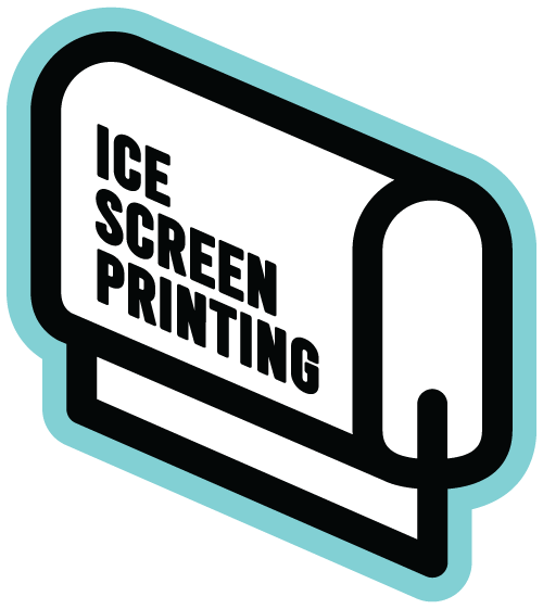 Ice Screen Printing